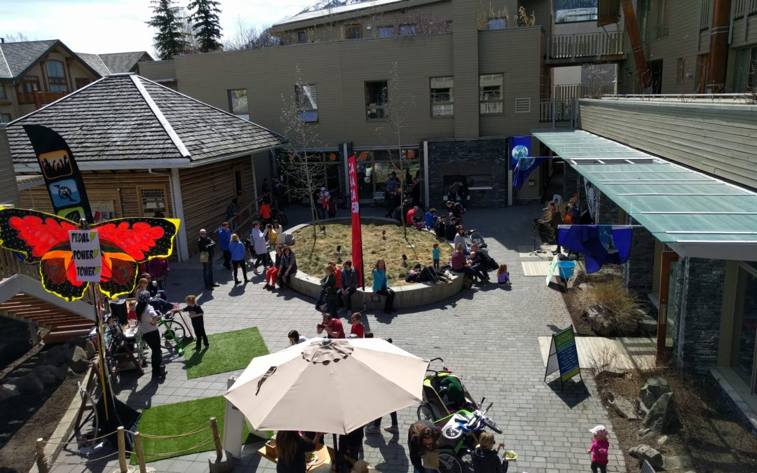 April 28th: Earth Day In The Courtyard